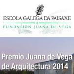 Casa en Silleda, Mención Especial en el Premio Juana de Vega 2014